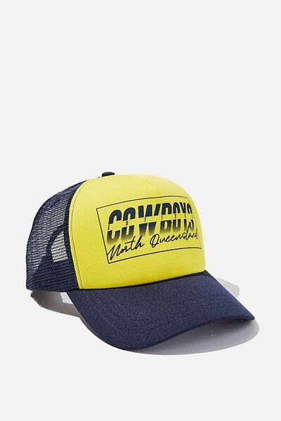 Nrl Trucker Cap, COWBOYS