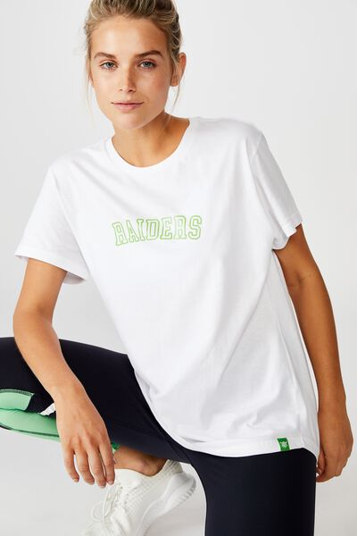 Nrl Womens Graphic T-Shirt, RAIDERS