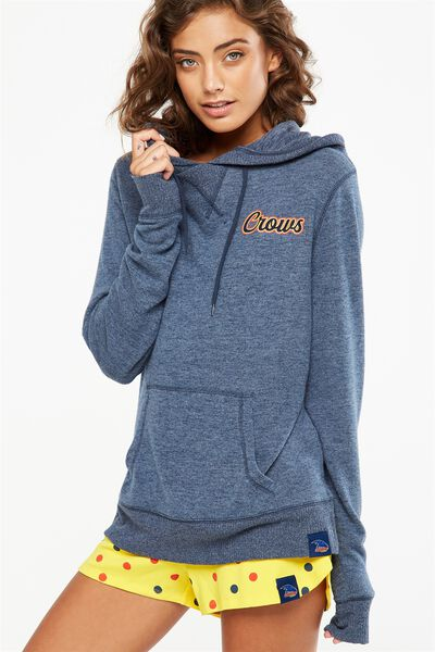 Afl Ladies Soft Touch Hoody, ADELAIDE