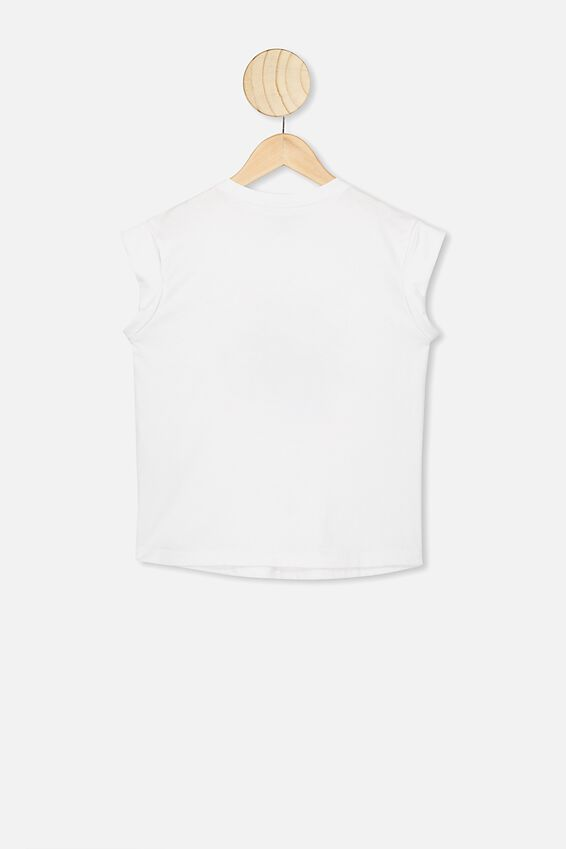 Afl Kids Graphic Tank Top, ADELAIDE