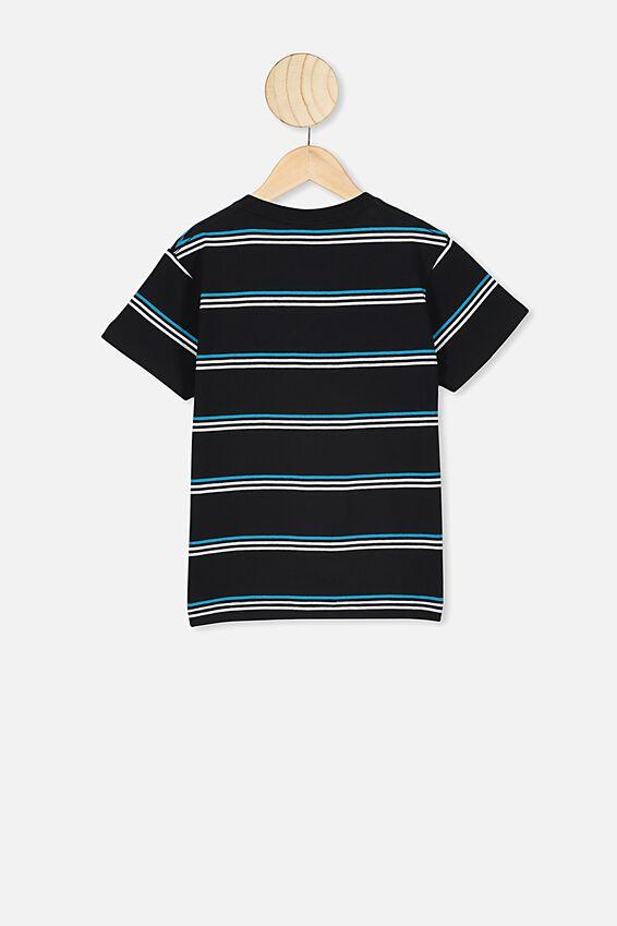 Afl Kids  Stripe Logo T-Shirt, PORT ADELAIDE