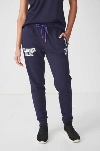 Aflw 2019 Ladies Trackpant, WESTERN BULLDOGS