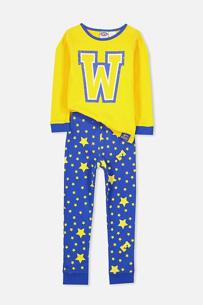 AFL Kids PJ Set, WEST COAST EAGLES
