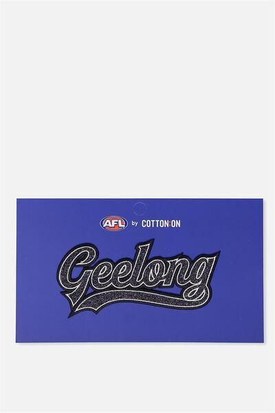 Afl Kids Badge 2 Script, GEELONG