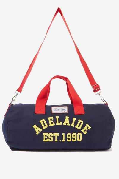 Afl Duffle Bag, ADELAIDE