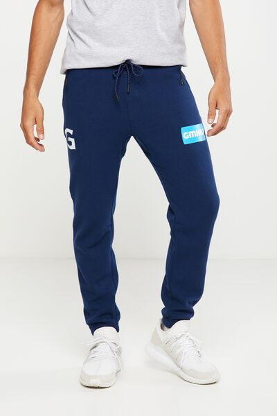 Gfc Adult Track Pant, NAVY
