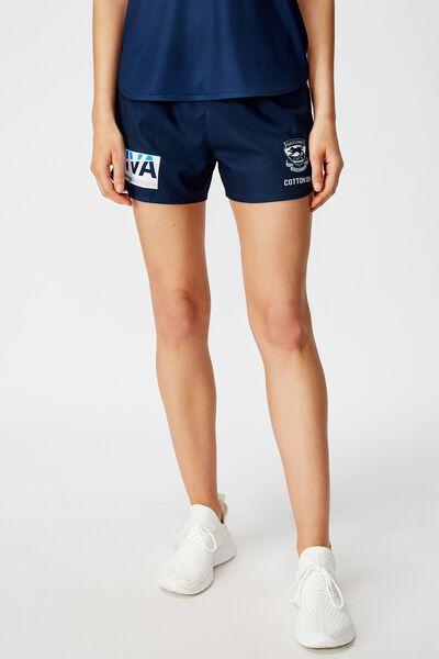 Aflw 2020 Run Short -  Womens, GEELONG