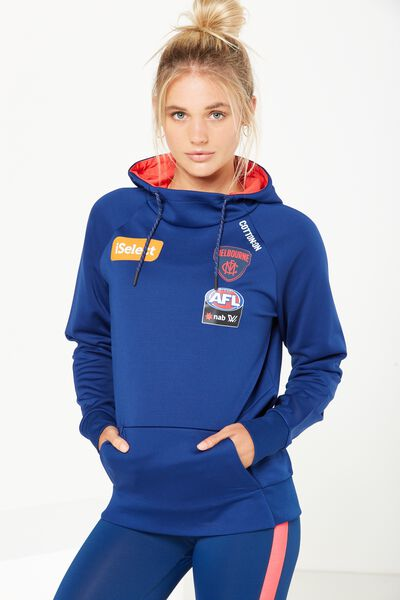 Aflw Tech Fleece Hoodie, MELBOURNE
