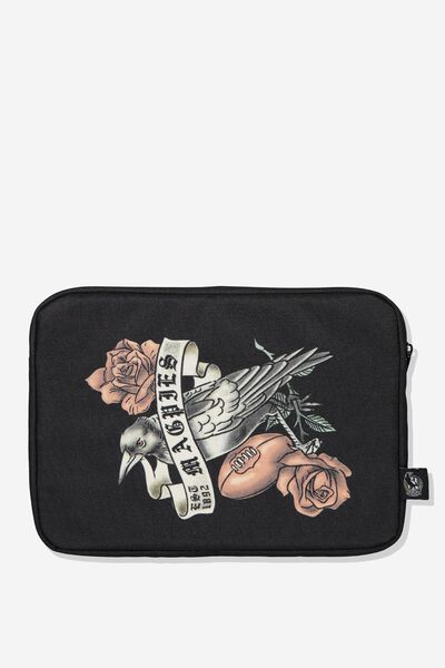 Afl Take Charge Laptop Cover 13 Inch, COLLINGWOOD