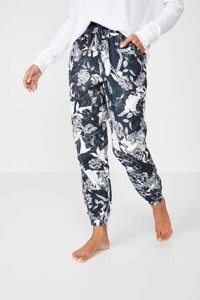 6d0199f24316 Afl Drop Crotch Flannel Pj Pant