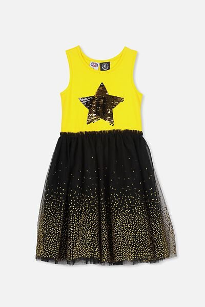AFL Girls Tulle Dress, RICHMOND