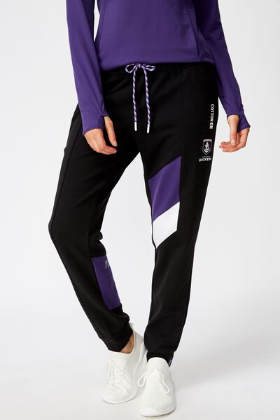 Aflw 2020  Trackpant - Womens, FREMANTLE
