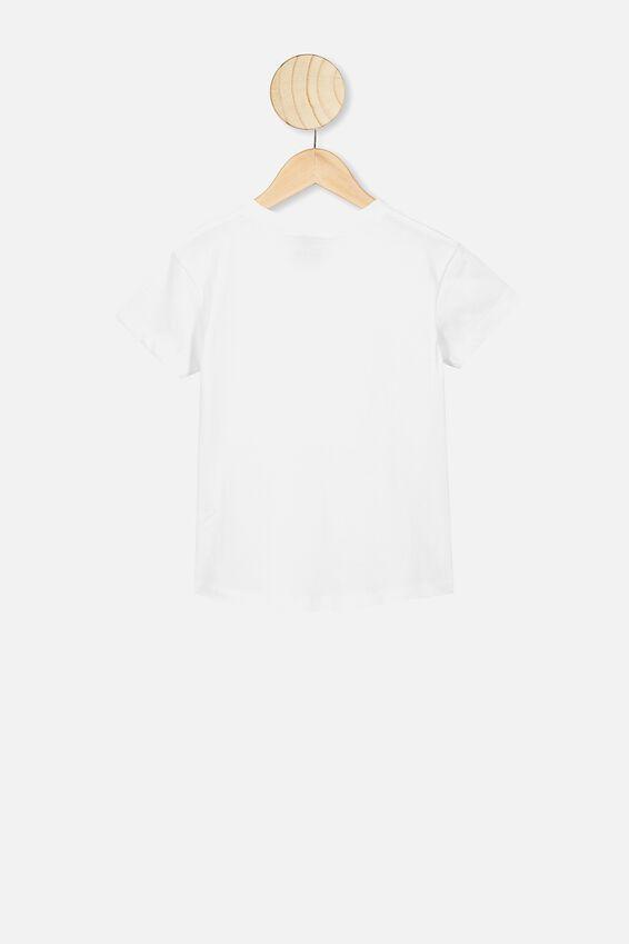 Nrl Kids Outline Graphic T-Shirt, DRAGONS