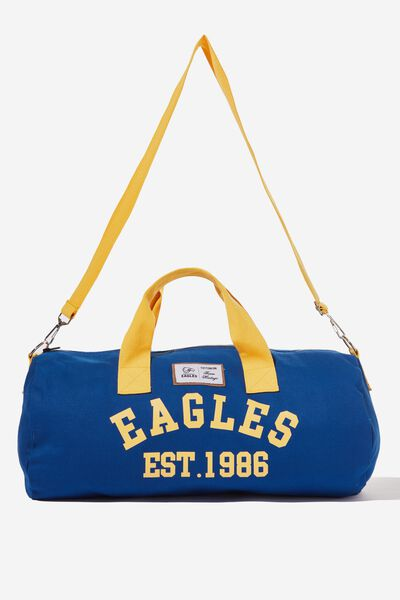 Afl Duffle Bag, WEST COAST EAGLES