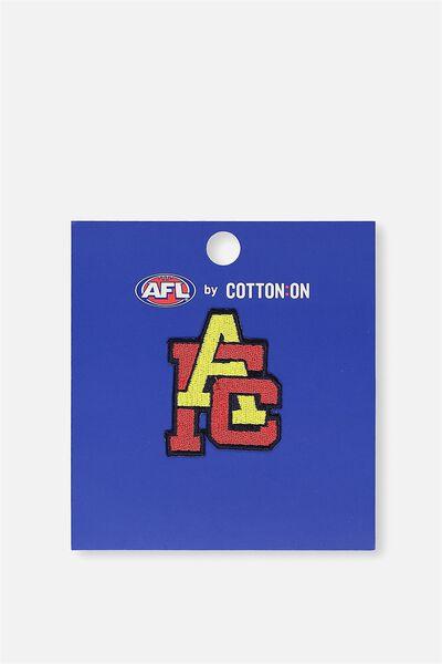 Afl Iron On Badge 2 - Logo, ADELAIDE