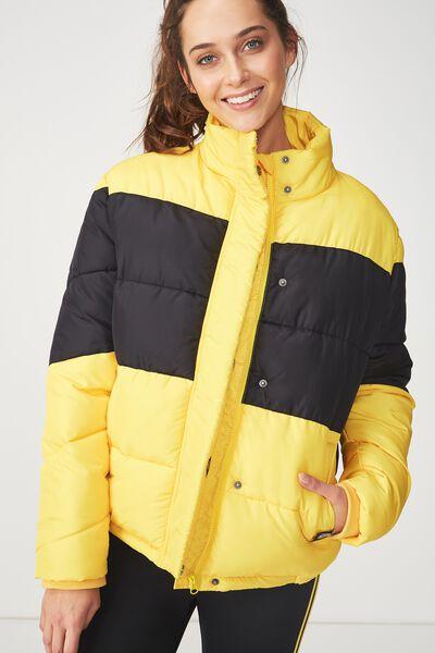Afl Puffer Jacket, RICHMOND