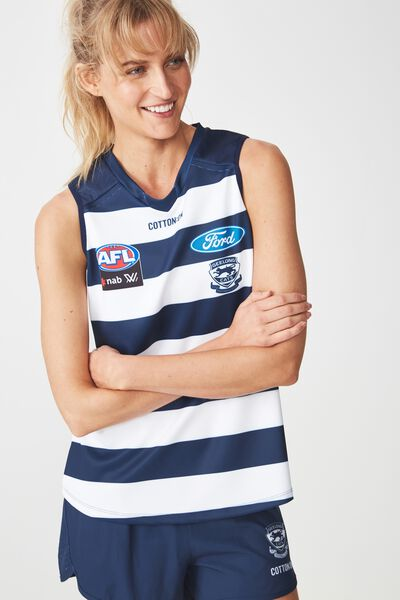 Aflw 2019 Retail Home Guernsey, GEELONG