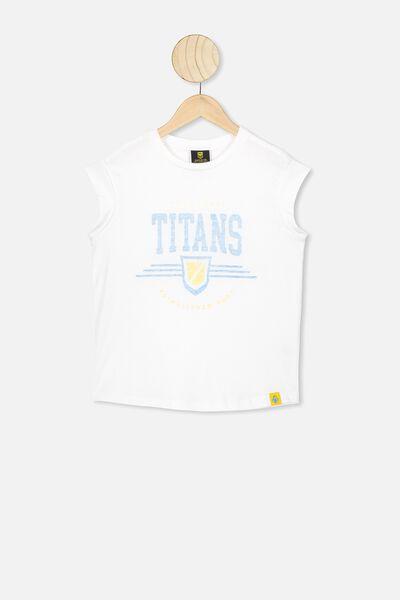 Nrl Kids Graphic Tank Top, TITANS