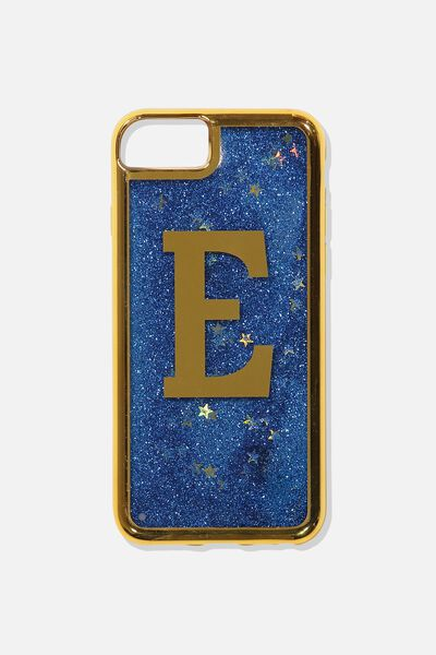 Afl Shake It Phone Case - Glitter, WEST COAST EAGLES