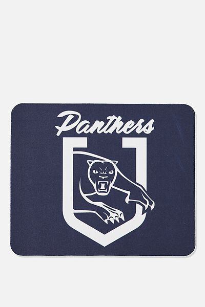 Nrl Shield Mouse Pad, PANTHERS