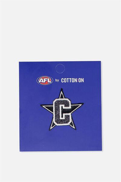 Afl Kids Badge 1 Star, CARLTON
