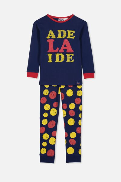 Afl Kids Pj Set, ADELAIDE