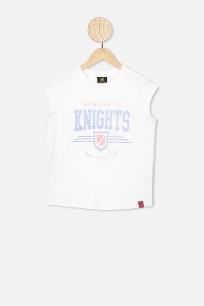 Nrl Kids Graphic Tank Top, KNIGHTS