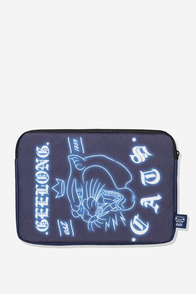 Afl Take Charge Laptop Cover 13 Inch, GEELONG