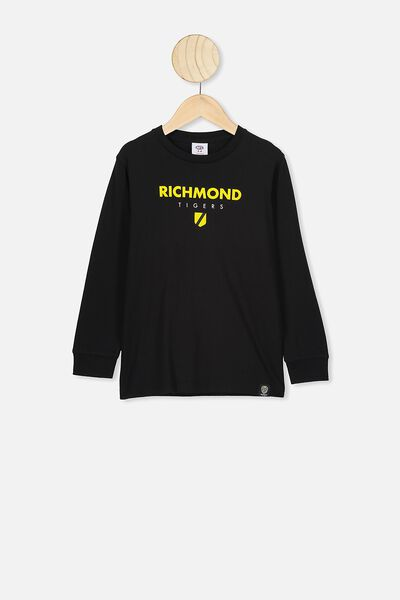 Afl Kids Graphic Long Sleeve, RICHMOND
