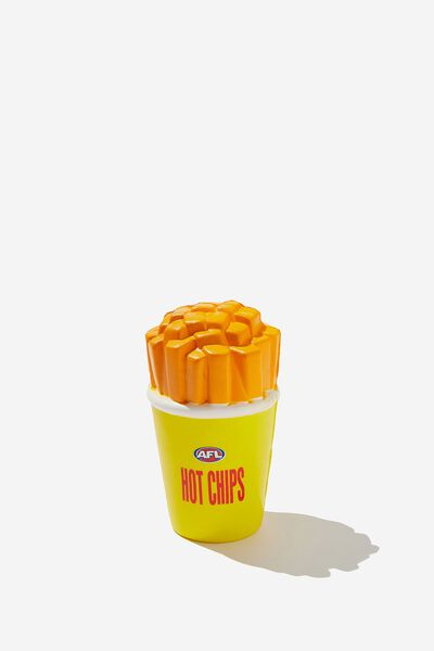 Afl Novelty Squishy, HOT CHIPS