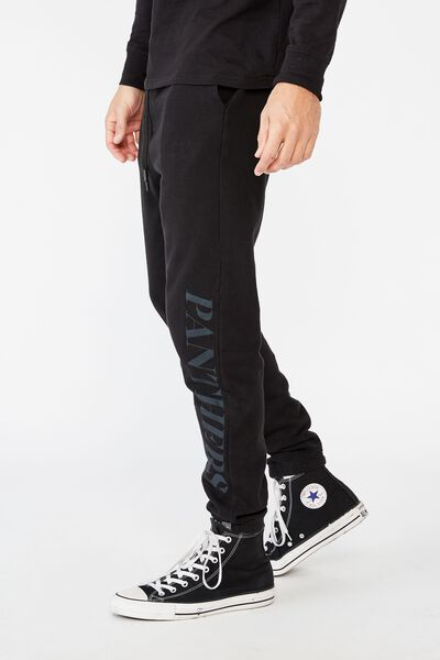 Nrl Mens Old School Track Pant, PANTHERS