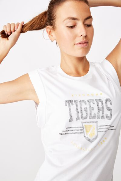 Afl Womens Graphic Tank Top, RICHMOND