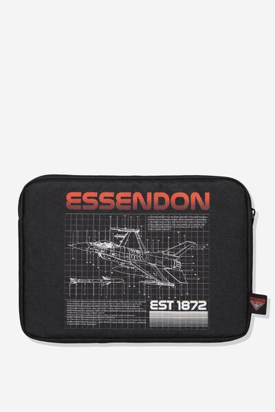 Afl Take Charge Laptop Cover 13 Inch, ESSENDON