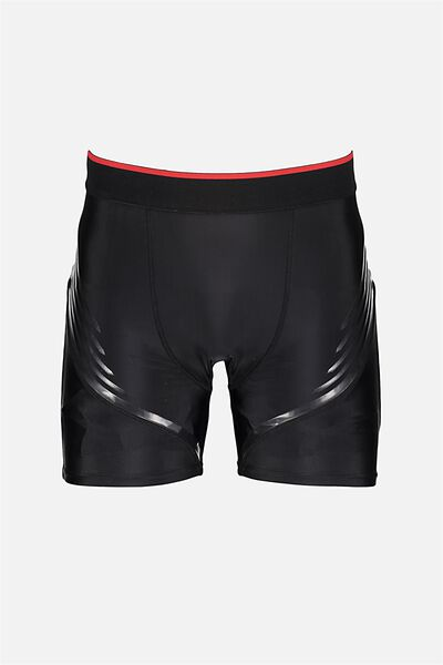 Compression Shorts, BLACK