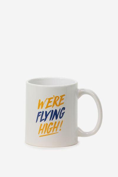 Afl Anytime Mug, WEST COAST EAGLES