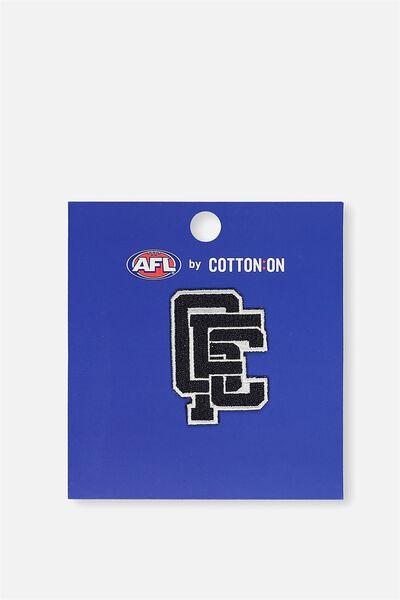 Iron On Afl Badge 2 - Logo, GEELONG