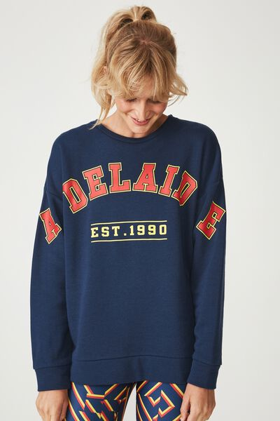 Afl Ladies Est. Crew Sweat 54ca55d8c