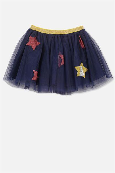 AFL Girls Tulle Skirt, ADELAIDE