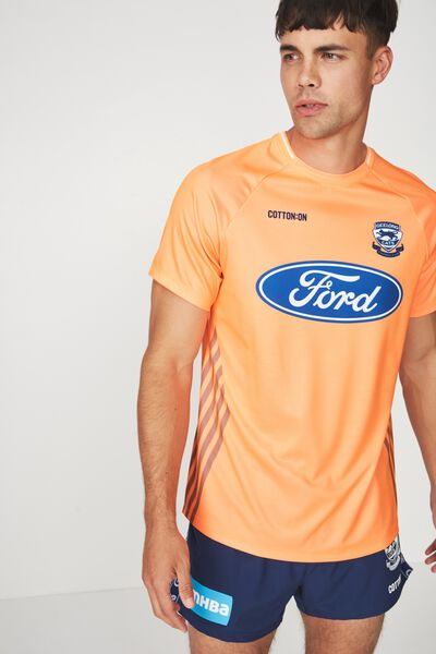 Gfc Training Tee - Preseason, ORANGE