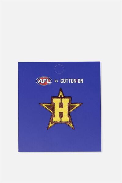 Afl Kids Badge 1 Star, HAWTHORN