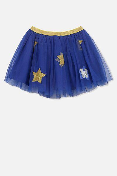 AFL Girls Tulle Skirt, WEST COAST EAGLES