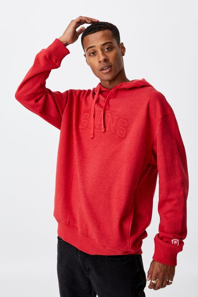 Afl Mens Embroidered Hoodie, SYDNEY