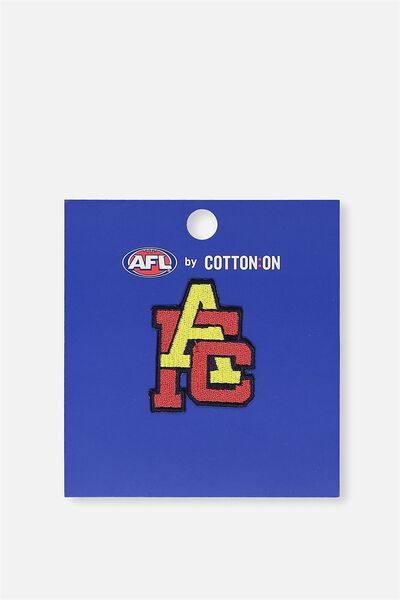 Afl Iron On Badge 2 - Logo, ADELAIDE