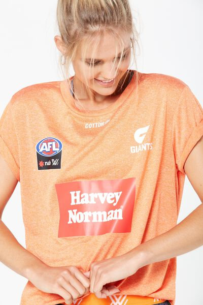 Aflw Training Short Sleeve Tee, GWS
