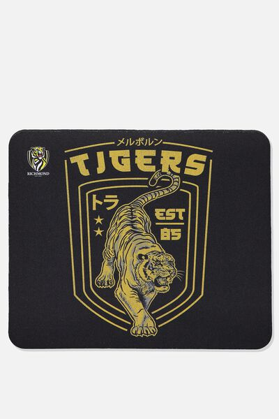 Afl Neoprene Mouse Pad - Canvas, RICHMOND
