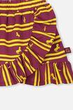 Nrl Girls Ruffle Skirt, BRONCOS
