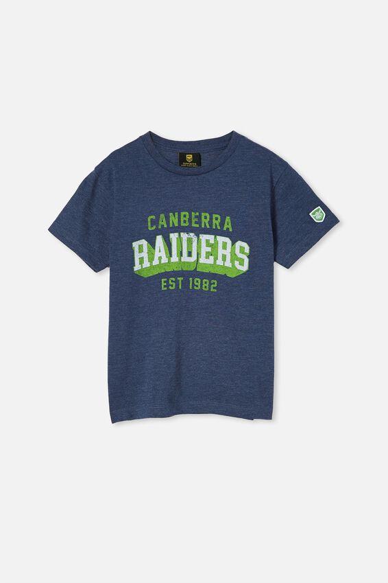 Nrl Kids T-Shirt, RAIDERS