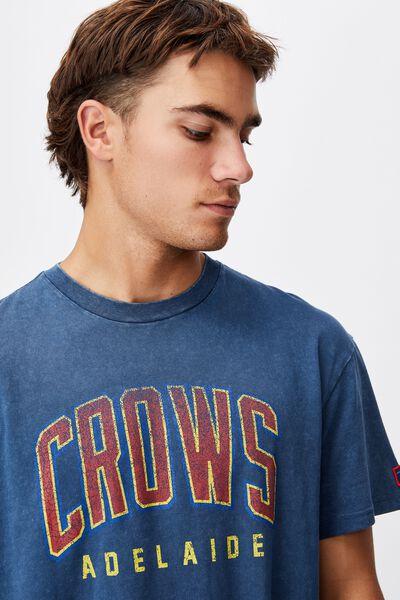 Afl Mens Collegiate T-Shirt, ADELAIDE