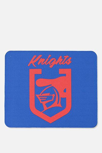 Nrl Shield Mouse Pad, KNIGHTS