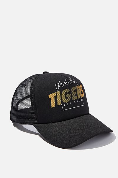 Nrl Trucker Cap, TIGERS